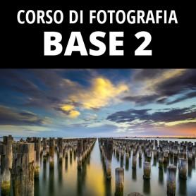 CORSO FOTOGRAFIA BASE 2- DA MARTEDI 8 OTTOBRE ORE 20:00 - 22:00