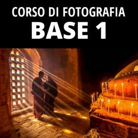CORSO FOTOGRAFIA BASE 1- DA LUNEDI 11 MAGGIO ORE 20:00 - 22:00